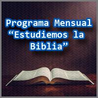 Estudiemos la Biblia